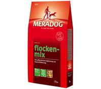 Meradog Premium Flockenmix, Adult, Trockenfutter, 7,5 kg