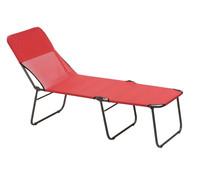 MFG Freizeitmöbel Dreibeinliegebett, 200x72x45 cm