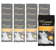 Miamor Mini Sticks, Katzensnack, 16 x 50g