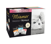 Miamor Ragout Royale in Jelly, Nassfutter, 12x100g