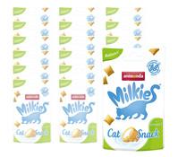 Milkies Knusperkissen, Katzensnack, 18 x 30g