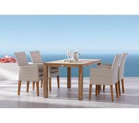 Möbelgruppe Alicante / Moretti, 5-teilig