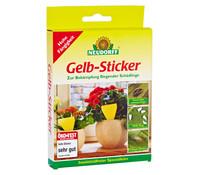 Neudorff Gelb-Sticker, 10 Stk.