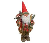 Nikolaus mit Skiern, 47 cm