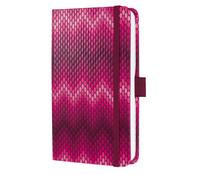Notizbuch Jolie Pink Passion, 15 x 9,5 x 1,6 cm