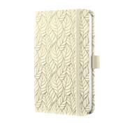 Notizbuch Jolie Vanilla Garden, 15 x 9,5 x 1,6 cm