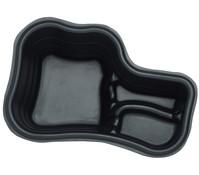 Oase PE-Teichschale, schwarz