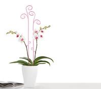 Orchideenstab aus Kunststoff, 60 cm