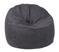 Outbag Outdoor-Sitzsack Donut Canvas