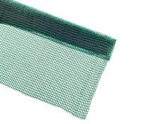 PE-Schattiergewebe, schwarz/grün, 50 m