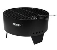 Perel Grill & Feuerschale, 2 - in 1