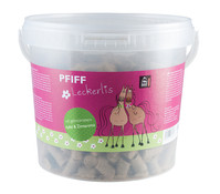 Pfiff Leckerlis Apfel-Zimt, Pferdeleckerli