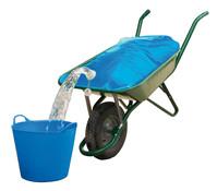 Pfiff Wassersack hellblau, 80 Liter