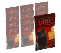 Pitti Knusperkissen, Katzensnack 12 x 50g