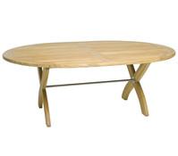 Ploß Tisch Atlanta, 200 x 150 cm, oval