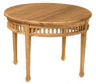 Ploß Tisch New Orleans, Ø 100 x 75 cm