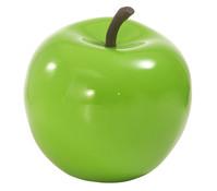 Polyresin-Apfel, grün