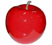 Polyresin-Apfel, rot