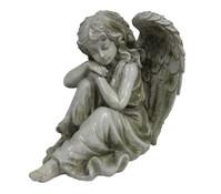 Polyresin-Engel, sand