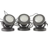 Pontec LED-Beleuchtung PondoStar LED Set 3
