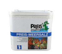 Preis Aquaristik Preis-Meersalz
