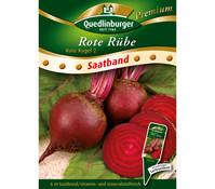 Quedlinburger Samen Rote Rübe 'Rote Kugel 2'