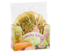 Quiko Crunchy Salad Flowers, 250 g