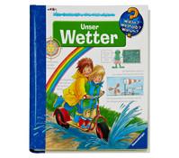 Ravensburger Kinderbuch Unser Wetter