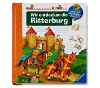 Ravensburger Kinderbuch Wir entdecken die Ritterburg