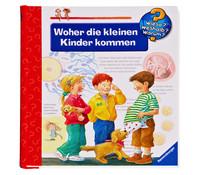 Ravensburger Kinderbuch Woher die kleinen Kinder kommen