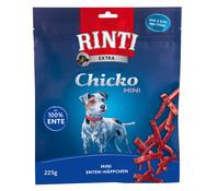 Rinti Chicko Mini Ente, Hundesnack, 225g