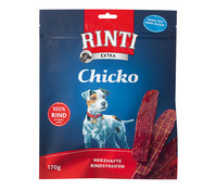 Rinti Chicko Rindstreifen, Hundesnack