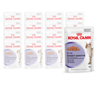 Royal Canin Digest Sensitive, Nassfutter, 12 x 85 g