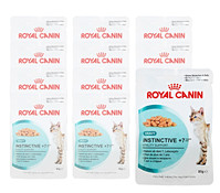 Royal Canin Instinctive +7, Nassfutter, 12x85g