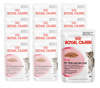 Royal Canin Instinctive Kitten, Nassfutter, 12x85g