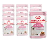 Royal Canin Kitten, Nassfutter, 12x85g