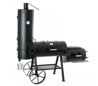 Rumo BBQ Barbeque Smoker 16'' Chuckwagon