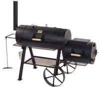 Rumo BBQ Barbeque Smoker 16