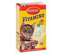 Sanal Vitamine, Ergänzungsfutter, 100 g