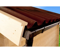 Schindelplatten-Set für Satteldächer