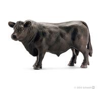 Schleich Black Angus Bulle