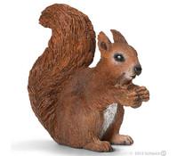 Schleich Eichhörnchen, fressend