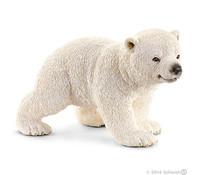 Schleich Eisbärjunges, laufend