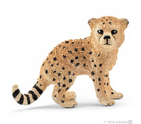 Schleich Gepardenbaby