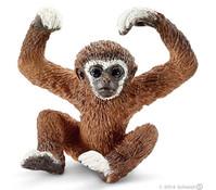 Schleich Gibbon Junges