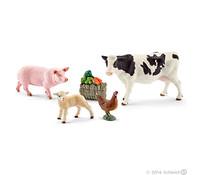 Schleich meine ersten Bauernhoftiere