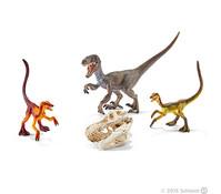 Schleich Velociraptor auf der Jagd
