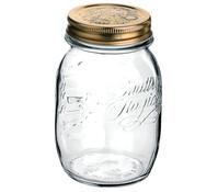 Schraubglas Quattro Stagioni, 1000 ml