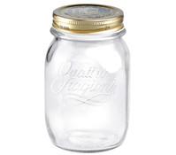 Schraubglas Quattro Stagioni, 500 ml