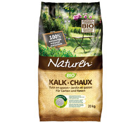 Scotts Naturen® Bio Kalk, 20 kg